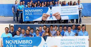 Encerramento da campanha Novembro Azul